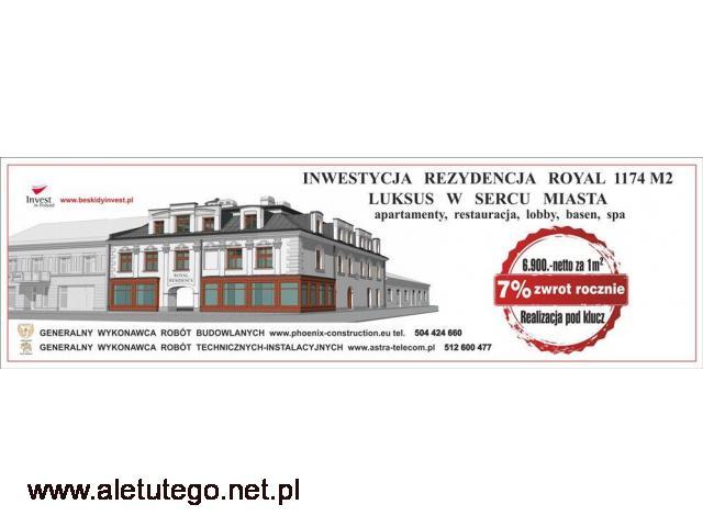 Apartamenty w Beskidach - Rezydencja Royal
